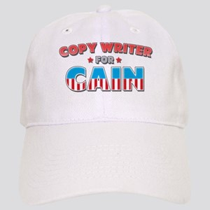 Copy Writer for Cain Cap
