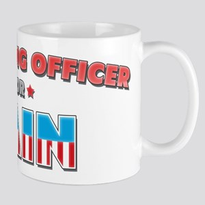 Certifying Officer for Cain Mug