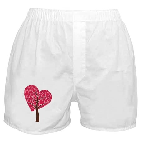 Tree of Love Boxer Shorts