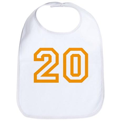 Number 20 Bib