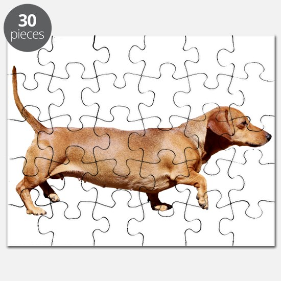 """Dachshund 1"" Puzzle"