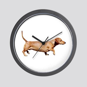 """Dachshund 1"" Wall Clock"