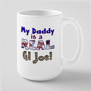 Real GI Joe Large Mug