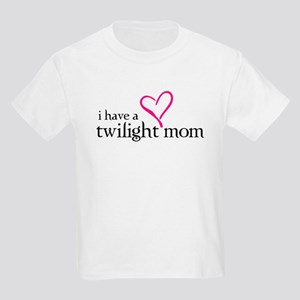 Proud Twilight Mom Kids Light T-Shirt
