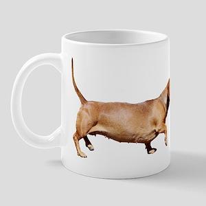 """""""Dachshund 1"""" Mug"""