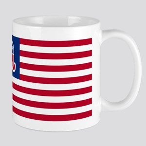 GOP elephant logo USA Mug
