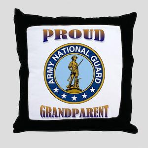 NG pride - grandparent Throw Pillow
