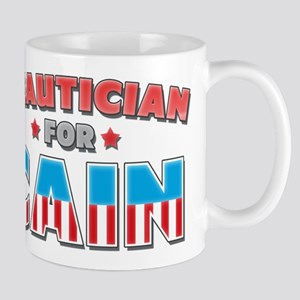 Beautician for Cain Mug