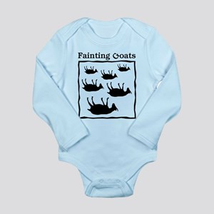 aa07cb03653 Fainting Goats Baby Clothes   Accessories - CafePress