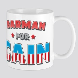 Barman for Cain Mug