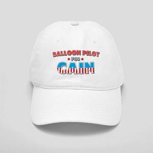 Balloon Pilot for Cain Cap