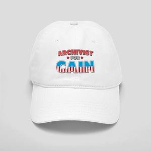 Archivist for Cain Cap