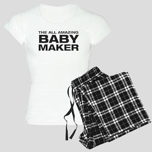 All Amazing Baby Maker Women's Light Pajamas