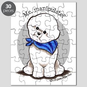 Bichon Manipulate Puzzle