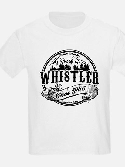 Whistler Old Circle T-Shirt