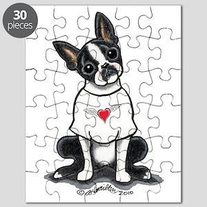 Boston Rocker T Puzzle