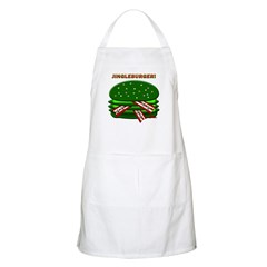 Jingle Burger! Apron