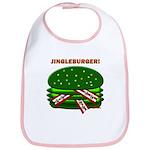 Jingle Burger! Bib