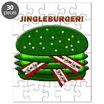 Jingle Burger! Puzzle