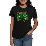 Jingle Burger! Women's Dark T-Shirt