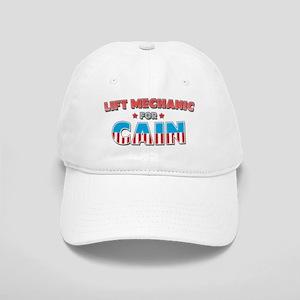 Lift Mechanic for Cain Cap