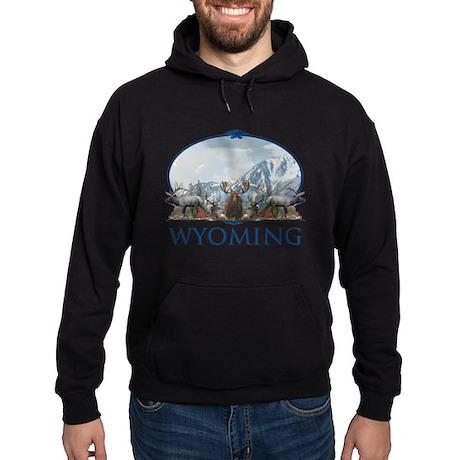 Wyoming Hoodie (dark)