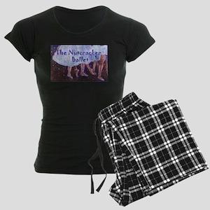 Nutcracker Women's Dark Pajamas