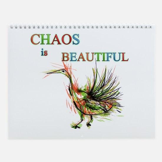 Funny Birds And More Wall Calendar