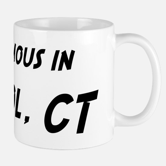 Famous in Bristol Mug
