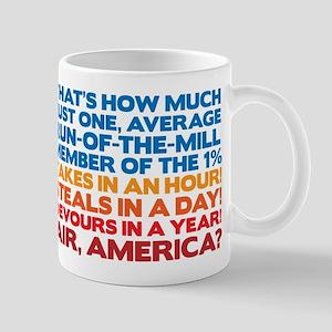 How is that fair? Mug