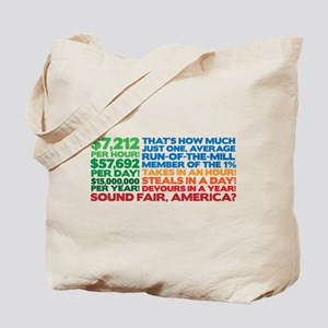 How is that fair? Tote Bag