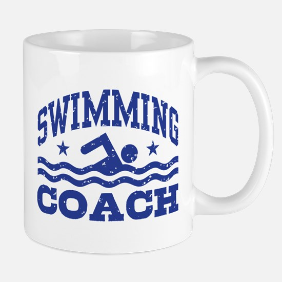 Swimming Coach Mug