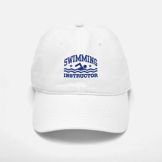 Swimming Instructor Baseball Baseball Cap
