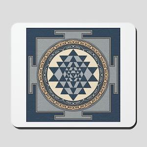 Sri Yantra Mandala Mousepad