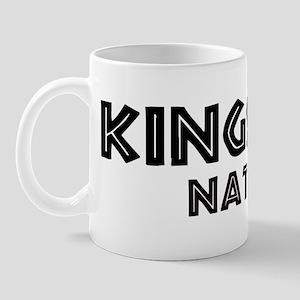 Kingston Native Mug