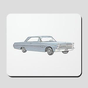 Plymouth Fury 1965 Mousepad