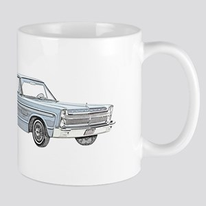 Plymouth Fury 1965 Mug