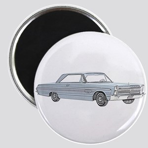 Plymouth Fury 1965 Magnet