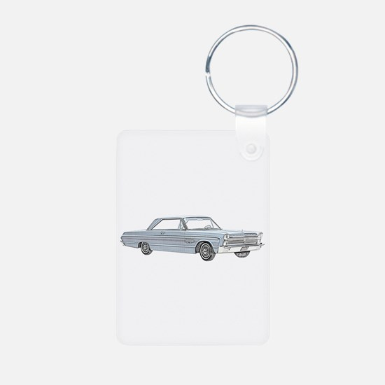Plymouth Fury 1965 Keychains