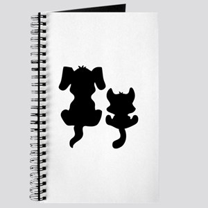 Little cat & dog Journal