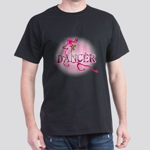 New Reindeer Dancer by DanceShirts.com Dark T-Shir