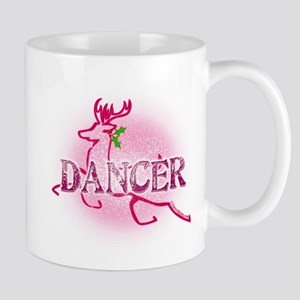 New Reindeer Dancer by DanceShirts.com Mug