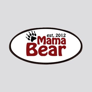 Mama Bear Est 2012 Patches
