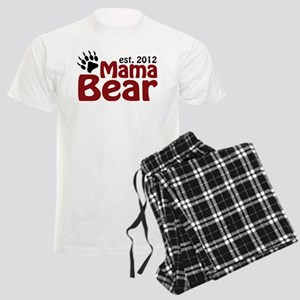 Mama Bear Est 2012 Men's Light Pajamas