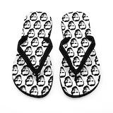 Abraham lincoln Flip Flops