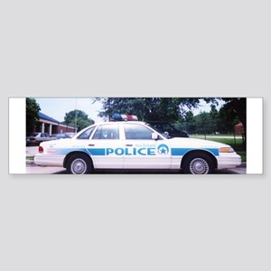 New Orleans East/NOPD Bumper Sticker