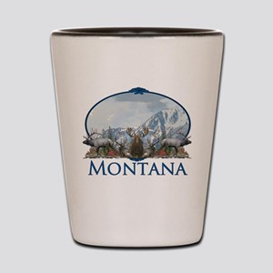 Montana Shot Glass
