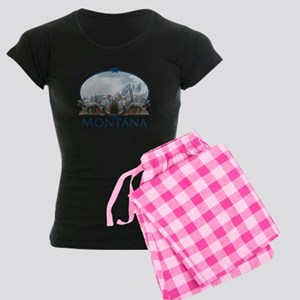 Montana Women's Dark Pajamas