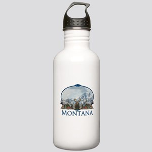 Montana Stainless Water Bottle 1.0L
