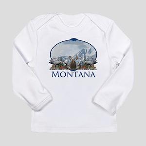 Montana Long Sleeve Infant T-Shirt